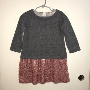 Crewcuts Dress with Sequin Skirt